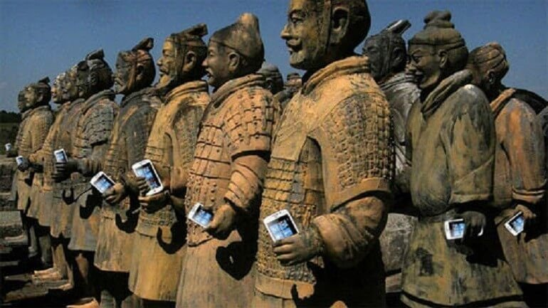 Çin'de mobil satış lideri kim?
