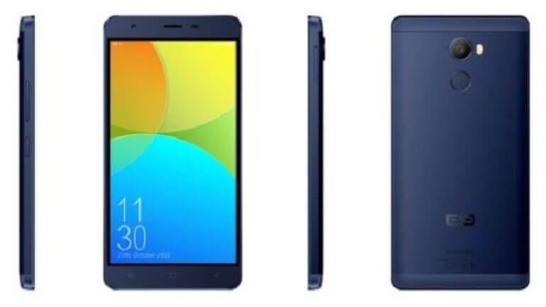 Çin'den yeni bir model: Elephone C1