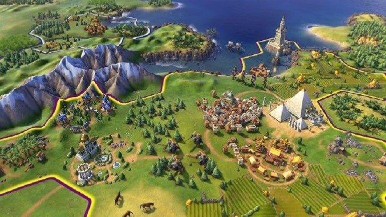 Civilization VI iPad sürümü çıktı