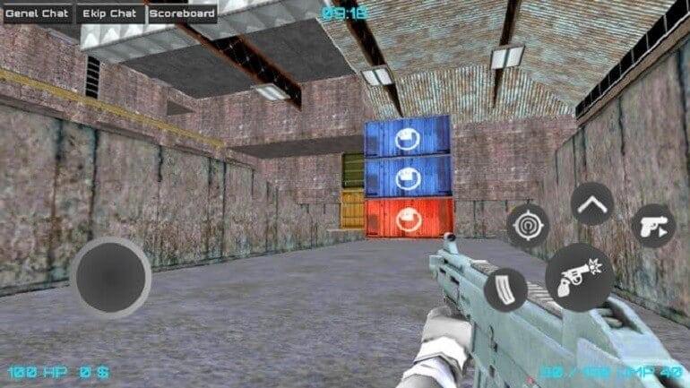 Counter Strike Mobil'i Türkler yaptı!
