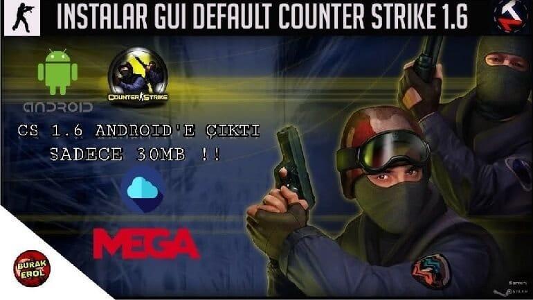 Counter Strike'ı Android sürümü çıktı!