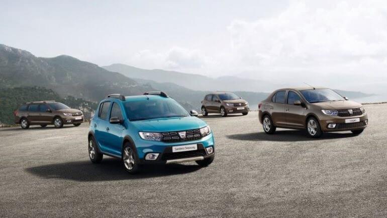 Dacia'dan tasarım yeniliği!