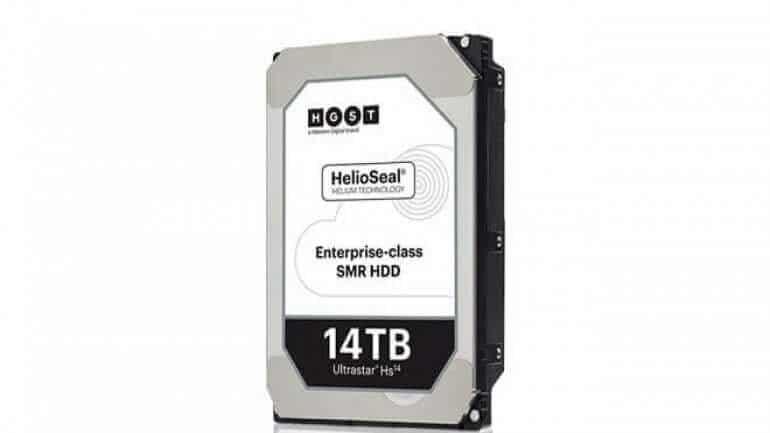 Dünyanın en büyük sabit diski üretildi tam 14TB!