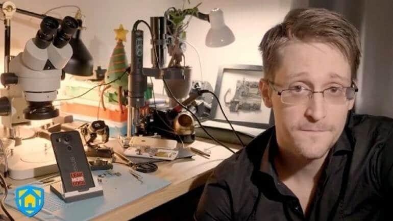 Edward Snowden bilgisayarları koruyacak bir uygulama yaptı
