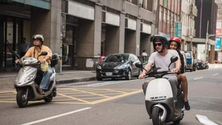 Elektrikli Scooter markası Gogoro 300 milyon dolar büyüme kaydetti