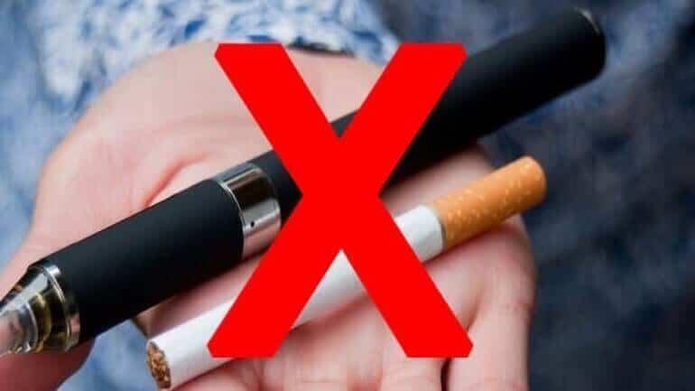 Elektronik sigaranın zararları ortaya çıkmaya başladı!