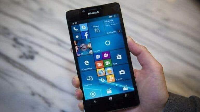 En çok kullanılan Windows Phone Microsoft Lumia 535 oldu