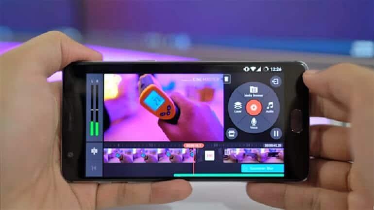 En Güzel Android Uygulamaları 2 Kinemaster