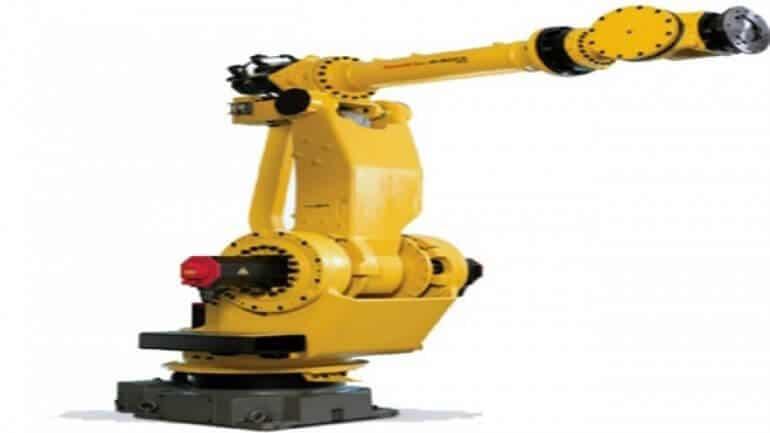 Endüstriyel robot programlama