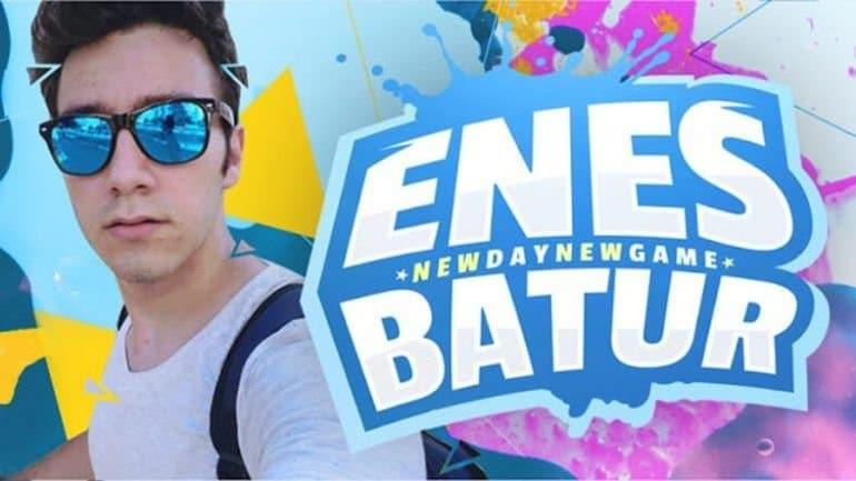Enes Batur 330 km hız yaptı 2 milyon kişi izledi