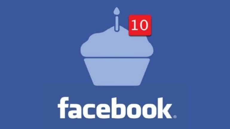 Facebook doğum günü videolarına yenilik getirdi