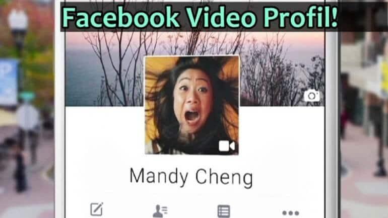 Facebook profile video nasıl eklenir?