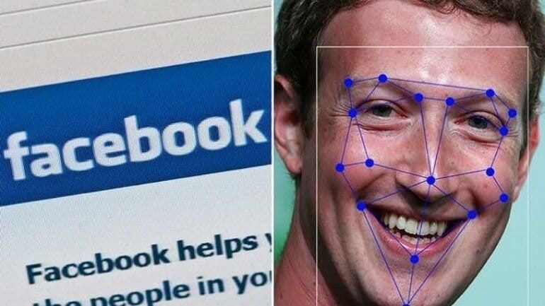 Facebook yüz tanıma sistemi
