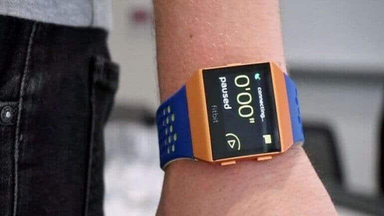 Fitbit Ionic akıllı saati duyuruldu