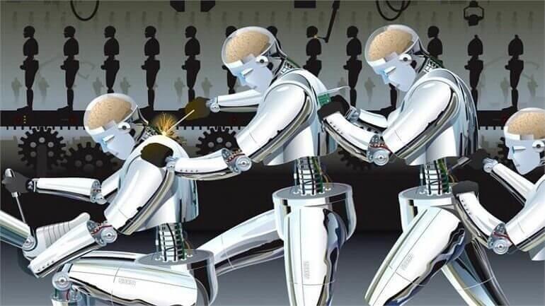 Ford destekli MIT yapımı robot yaya trafiğini sağlayacak