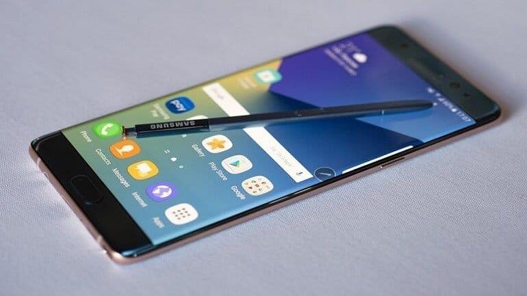Galaxy Note 7'ye olan ilgi azaldı mı?