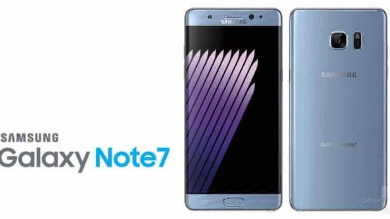 Galaxy Note 7 ile Samsung sarsıldı!