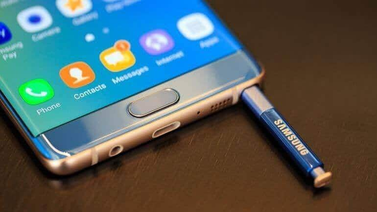 Galaxy Note 7 yasaklamaları sürüyor