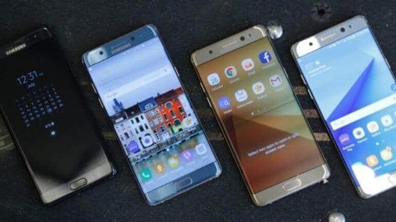 Galaxy Note 7'de sorunlar bitmiyor!