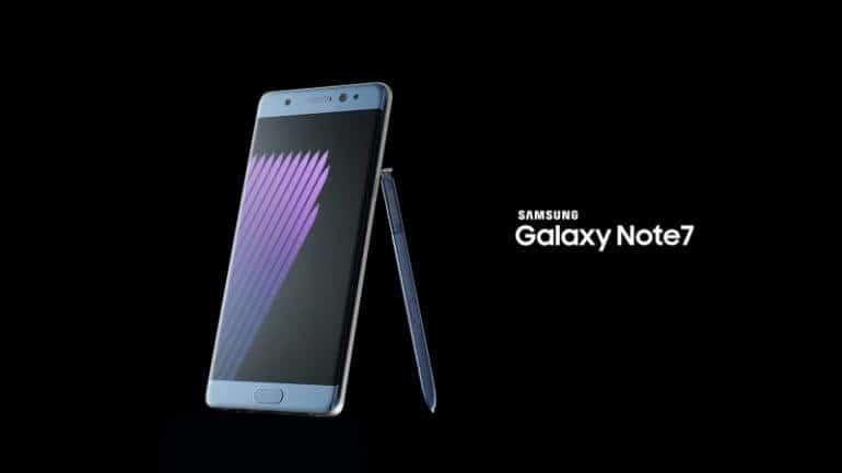 Galaxy Note7 satışları tekrar başlıyor