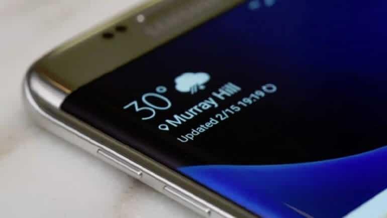 Galaxy S7'nin hatları için yeni güncelleme geldi