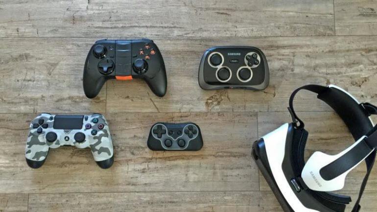 Gear VR için Xbox Wireless Controller desteği geliyor!