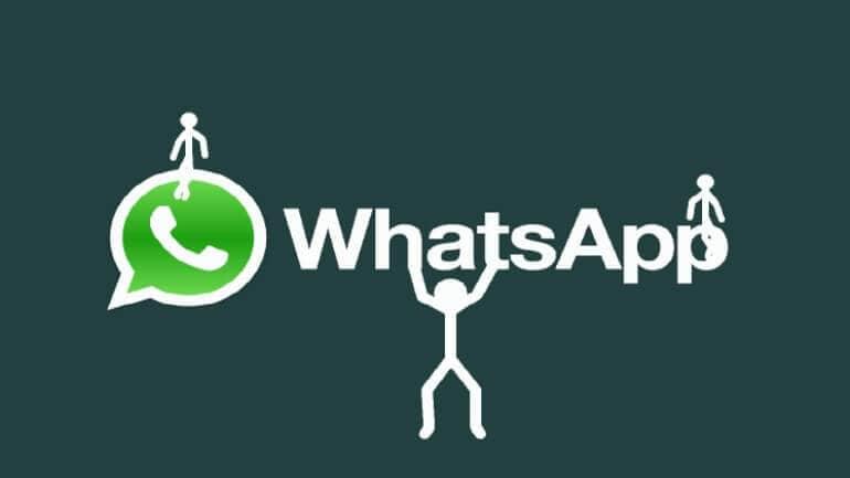 Gifler WhatsApp'da!