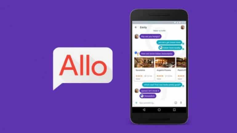 Google Allo için son günler!