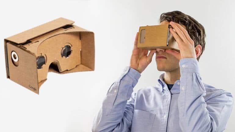 Google Cardboard'a yeni güncelleme yolda