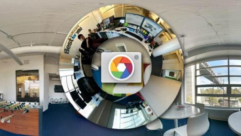 Google kamerada büyük değişiklik!