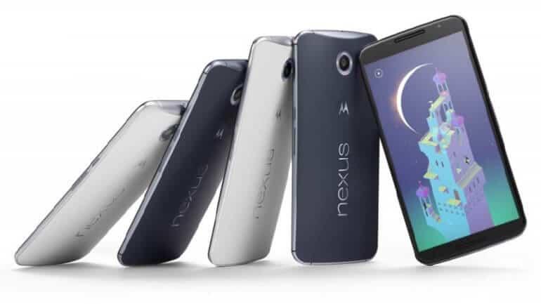 Google Nexus modellerine çok güveniyor!