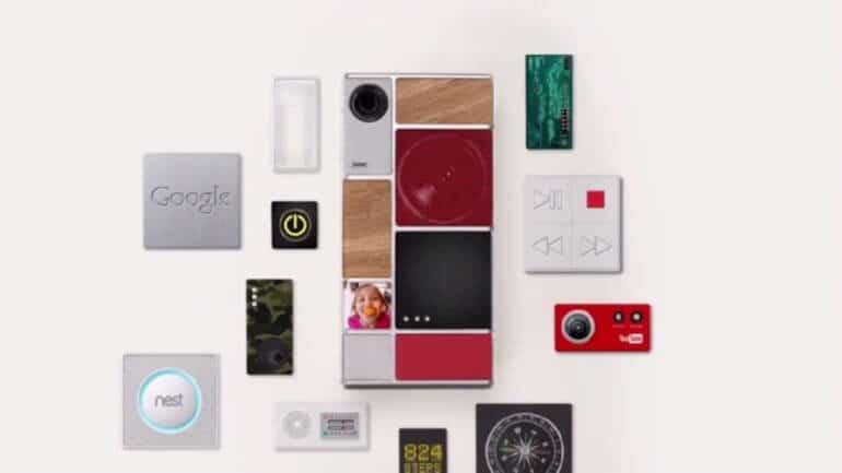 Google, parçalanabilen akıllı telefon modeli üreteceği Project Ara'yı iptal etti