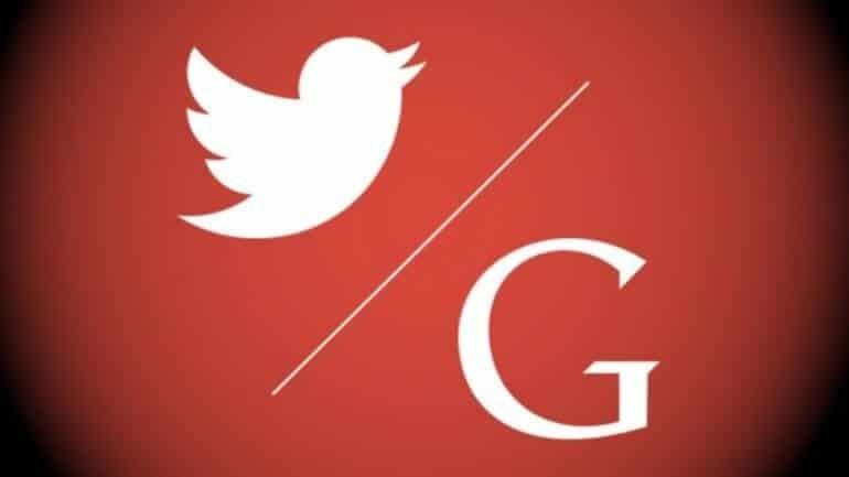 Google ve Twitter'a yeni güncelleme geldi