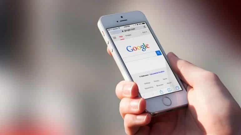 Google'dan mobil atak