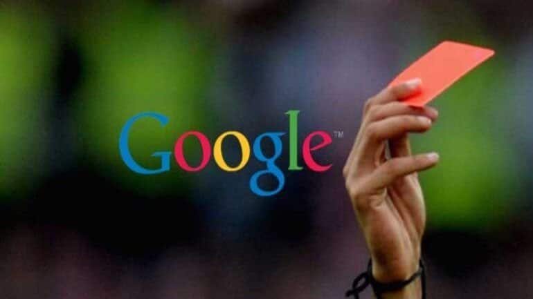 Google'dan telefon üreticilerine kırmızı kart!