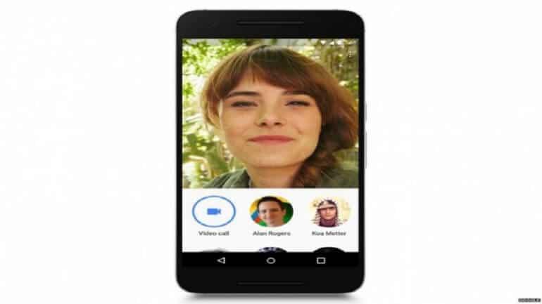 Google'ın yeni görüntülü konuşma uygulaması Duo