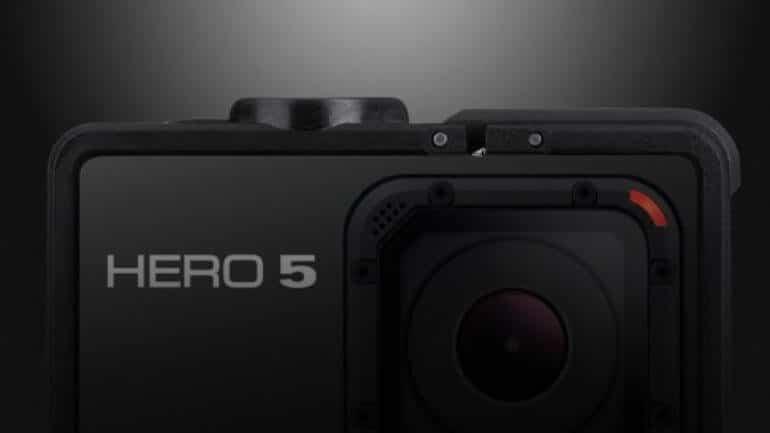 GoPro Hero5 ile aksiyon başlıyor!