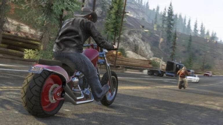 GTA Online'da motosiklet heyecanı başlıyor