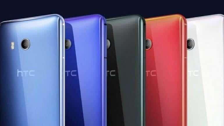 HTC U11 Eyes büyük ekran ve çift selfie kamerayla geliyor