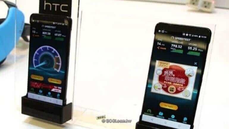 HTC U12 ortaya çıktı