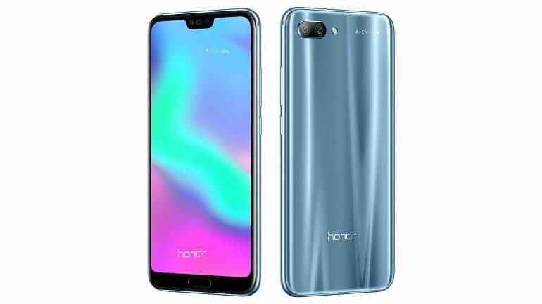 Huawei Honor 10 - 2018'in En İyi 5 Akıllı Telefonu