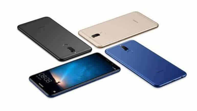 Huawei Mate 10 Lite şimdi Türkiye'de (Huawei Mate 10 Lite özellikleri ve fiyatı)