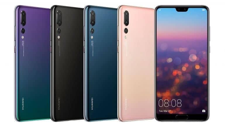 Huawei P20 Pro 2018'in En İyi 5 Akıllı Telefonu