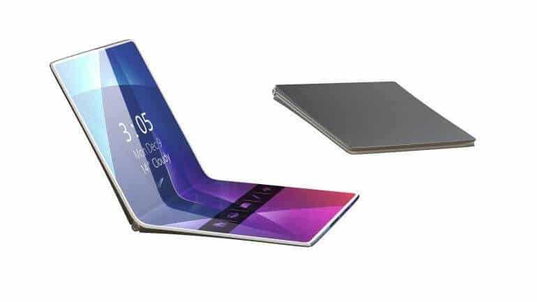 İlk katlanabilir akıllı telefon markası Huawei olabilir!