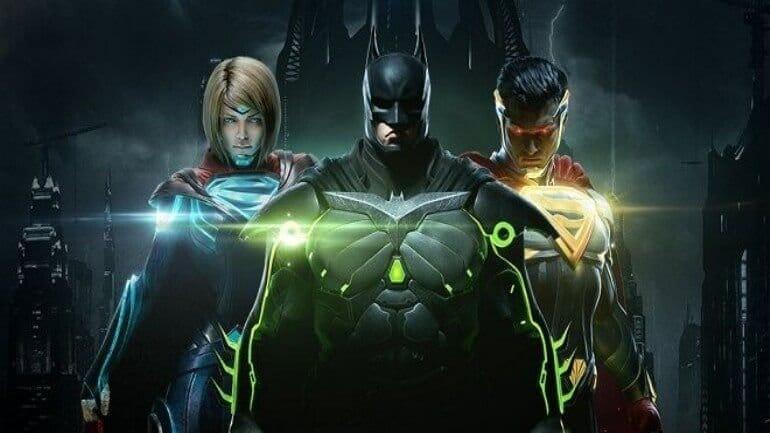 Injustice 2 PC için çıktı (Injustice 2 bilgisayar sürümü)