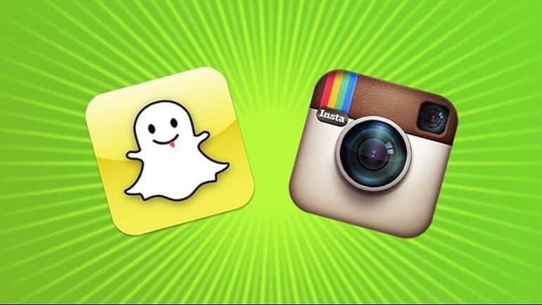 Instagram'daki yeni Snapchat özelliği kullanımı