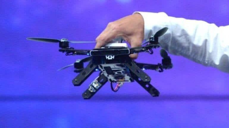 Intel, test amaçlı Drone geliştirdi