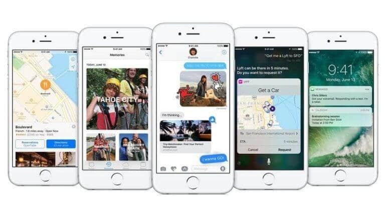 iOS 10, hayatımızda neleri değiştirecek?