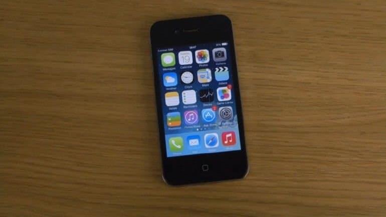 iPhone 4 için Apple destek vermeyecek!