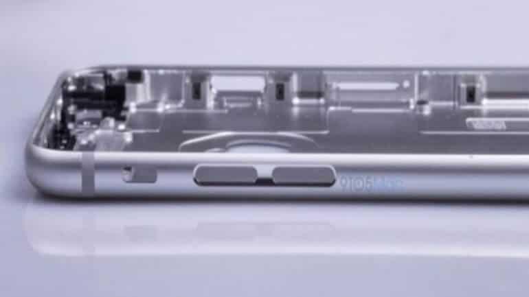 iPhone 6S'in ilk görüntüleri